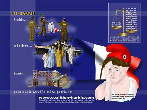 Coalition Nationale des Harkis et des Associations de Harkis